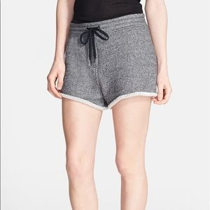 🌸2/$30🌸T by ALEXANDER WANG Grey Terry Shorts